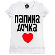 Купить футболку фото