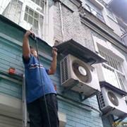 Обслуживание кондиционеров в Алматы фото