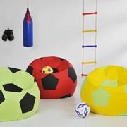 Бескаркасная мебель для детских садов, яслей фото