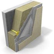 Утепление фасадов минеральной ватой (минватой) фото