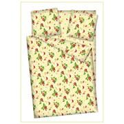 Постельные ткани 220 см / 70308_01 Бабочки-розы фото