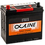 Аккумулятор Alphaline SD 70B24R 55 Ач фото