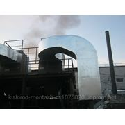 Теплоизоляция газоходов фото