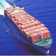 Доставка грузов морская фото