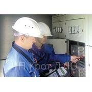Электротехническая лаборатория в Запорожье. фото