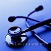 Медицинские анализы, лаборатория. фото