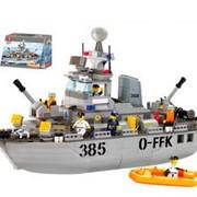 Конструктор SLUBAN Военно морская серия фото