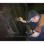 Ультразвуковой контроль изделий из металлов фото