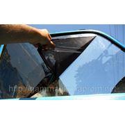 Растонировка бокового стекла фото