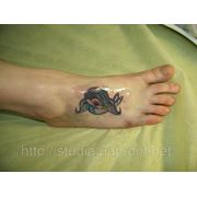 Татуировка. Наши работы фото