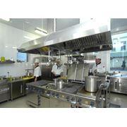 Комплекс услуг по проектированию и комплексному («под ключ») оснащению торгово-технологическим оборудованием ресторанов баров кафе фото
