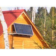 Солнечные панели от 50 Вт фото