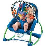 Кресло-качалка «Занимательное обучение» Fisher Price фото