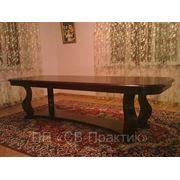 Элитная мебель (натуральное дерево) фото