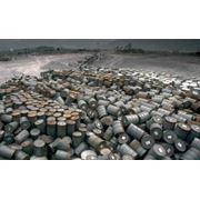 Утилизация отходов загрязненных нефтепродуктами фото