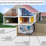 Строим скрытые защитные комнаты (бункер) фото