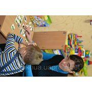 Занятия с дефектологом для детей с аутизмом, ЗПР, ЗПРР и др. фото