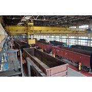 Ремонт вагонов: капитальный деповской и текущий фото