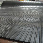 Коврики резиновые с рефлёным рисунком. фото