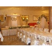 Украшение свадьбы фото