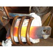 Термическая обработка металла. Закалка ТВЧ. фото