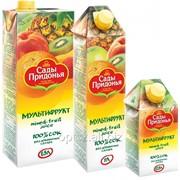 Сады Придонья мультифруктовый сок фото