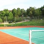 Спортивная площадка в гостинице фото