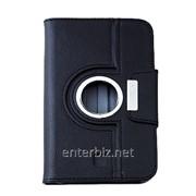 Чехол-ротатор Drobak для Samsung Galaxy Tab 3 SM-T210 7 Black (215211), код 134446 фото