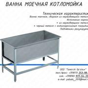 Ванна для мойки Котломойка фото