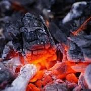 Уголь древесный в бумажных мешках или биг-бег фото