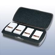 Меры толщины покрытий: пластины из металла (комплект из 4 шт) DeFelsko фото