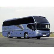 Перевозка пассажиров международными линиями в Алматы фото