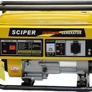 Аренда бензогенератора 2,8 кВт в Слониме  фото