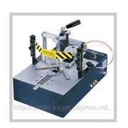 Оборудование для сшывки багета, Скобо забивной станок мініграф Alfamacchine M3 Pneumatic пневматический фото