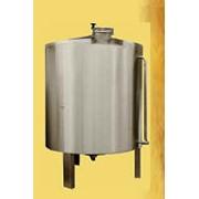 Оборудование емкостное для хранения воды Аппарат холодной, гарячей воды (для пивоварения) фото