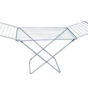 Сушилка для белья Волжаночка СН-023 напольная СКАЗКА 20 м (сереб. метал.) фото