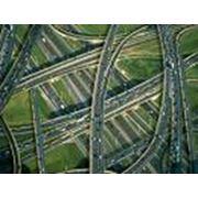 Строительствл улиц и дорог в городах фото