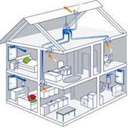 Проектирование сетей отопления, вентиляции и кондиционирования фото