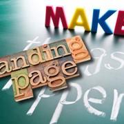 Landing Page продающий сайт фото