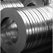 Резка рулонного металла на штрипсы Порезка металлопроката. фото