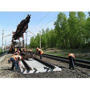 Строительство железных дорог строительство железнодорожных путей фото