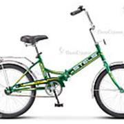 Велосипед Stels Pilot 410 Z011 (2018) Зеленый фото