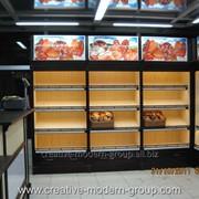 Line WOOD Торговое оборудование фото