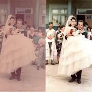 Ретушь и реставрация фотографий фото