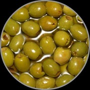 Оливки зеленые без косточки фото