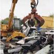 Демонтаж любых металлоконструкций фото