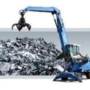 Реализация лома черных металлов фото