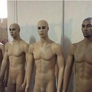 Манекен-кукла мужской в полный рост с прической фото