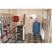 Водоснабжение, канализация домов, коттеджей, бань фото
