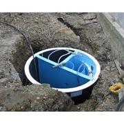 Обслуживание канализационных систем и систем сточных вод фото